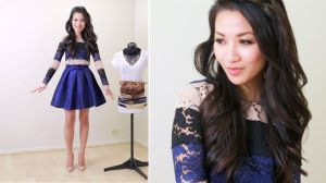 4 ways to style a dress
