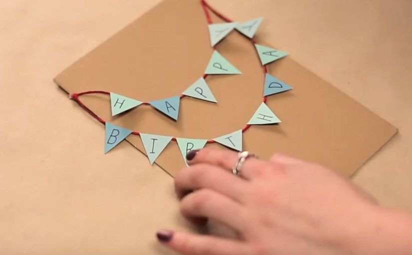 Last Minute Birthday Card Ideas Glamrs